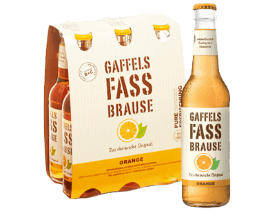 Fssbrause Sixpack Orange